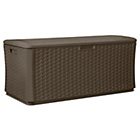 more details on Suncast Java Wicker 507 Litre Deck Box.