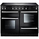 more details on Rangemaster Toledo 110 Electric Range Cooker - Black.