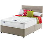 more details on Silentnight Stanfield Pillowtop Small Double Divan