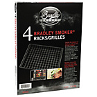 more details on Bradley Smoker Extra Racks - Set of 4.