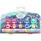 more details on Care Bears Articulated Figures - 5 Pack.