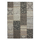 more details on Vienna Rug - 155x230cm - Black and Gold.