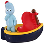 more details on In the Night Garden Roll-Along Igglepiggle with Boat.