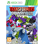 more details on Transformers Devastation Xbox 360 Game.