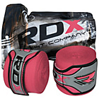 more details on RDX Boxing Glove Inner Hand Wraps - Pink.