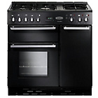 more details on Rangemaster Toledo 90 Gas Range Cooker - Black.