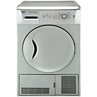 more details on Beko DCU7230S 7KG Condenser Tumble Dryer - Silver.