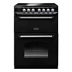 more details on Rangemaster Classic Double Electric Cooker - Black.