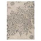 more details on Tapestry Rug - 160x230cm - White and Grey.