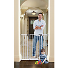more details on Dreambaby Liberty Xtra Tall Wide Gate for 99-108cm - White.