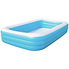 more details on Bestway Splash and Play Deluxe Family Pool.