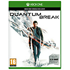 more details on Quantum Break Xbox One Pre-order Game.