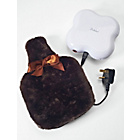 more details on Dreamland Cordless Brown Fur Heat Pod.