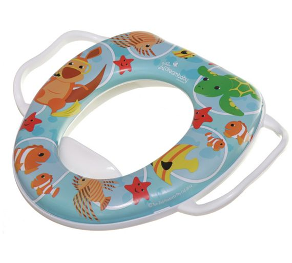 Buy Dreambaby Potty Seat With Handles At Argos Co Uk
