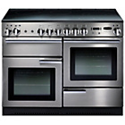 more details on Rangemaster Professional 110 Electric Range Cooker- S/Steel.