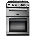 more details on Rangemaster Professional Double Gas Cooker - S/Steel.