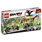 more details on LEGO Angry Birds Bird Island Egg Heist - 75823.