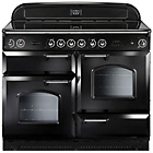 more details on Rangemaster Classic 110 Electric Range Cooker - Black.