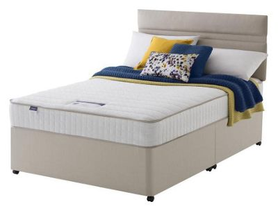 Buy Silentnight Middleton Pocket Memory Single Divan Bed At Your Online Shop For