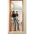 more details on Dreambaby Chelsea Tall Xtra Hallway Safety Gate Kit - Black.