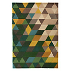 more details on Venice Rug - 160x220cm - Green.