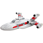 more details on Bestway Inflatable Star Wars X-Fighter Rider.