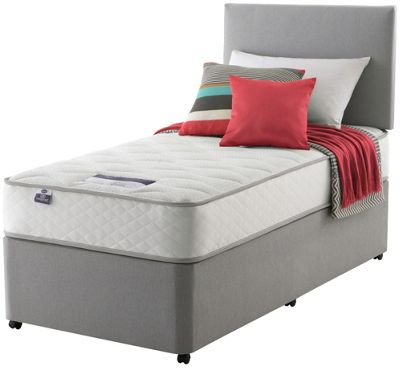Buy silentnight stroud memory kingsize divan bed at your online shop for divan beds Argos single divan beds
