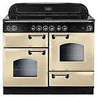 more details on Rangemaster Classic 110 Electric Range Cooker - Cream.