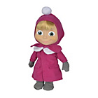 more details on Masha and the Bear Soft Bodied Doll - Classic Winter Outfit.