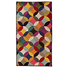 more details on Jazz Carousel Rug - 120x170cm - Multicoloured.
