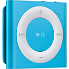 more details on Apple iPod Shuffle 2GB - Blue.