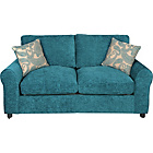 more details on HOME Tabitha Fabric Sofa Bed - Teal.