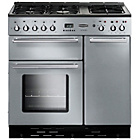 more details on Rangemaster Toledo 90 Dual Fuel Range Cooker - S/Steel.