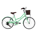 more details on Kingston Joy 20 inch Girl's Bike - Green.