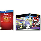 more details on Disney Infinity 3.0 Inside Out PS4 Hardbundle.
