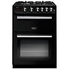 more details on Rangemaster Professional Double Gas Cooker - Black.