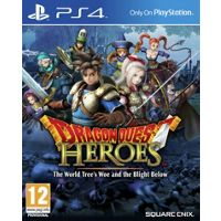 Dragon Quest Heroes Video Game for PS4