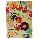 more details on Tropics Forest Rug - 160x230cm - Multicoloured.