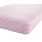 more details on Catherine Lansfield Daisy Dreamer Fitted Sheet - Double.