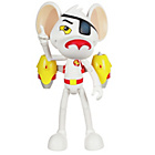 more details on Danger Mouse 10inch Feature Figure.