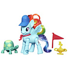 more details on My Little Pony Rainbow Dash Winning Kick Poseable Pony.