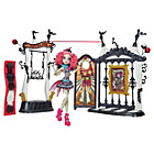 more details on Monster High Circus Scareground Playset.
