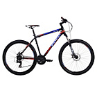 more details on Indigo Traverse 17.5 inch Mountain Bike - Men's.