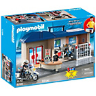 more details on Playmobil 5299 Take Along Police Station.