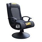more details on BraZen Stag 2.1 Surround Sound Gaming Chair.
