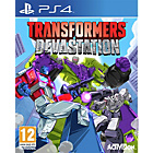more details on Transformers Devastation PS4 Game.