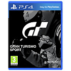 more details on Gran Turismo Sport - PS4 Game