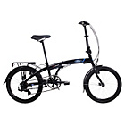 more details on Ford S Max 20 inch Folding Bike - Unisex.