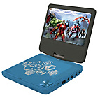 more details on The Avengers Portable DVD Player.