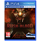 more details on Until Dawn: Rush of Blood - PS4 Game